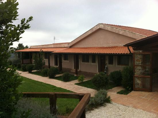 Tenuta dell'Argento Resort: Exterior of main building