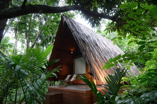 Parule, India: Cottage exterior