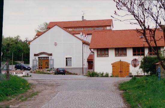 Hotel Mlyn Velehrad: Hotel