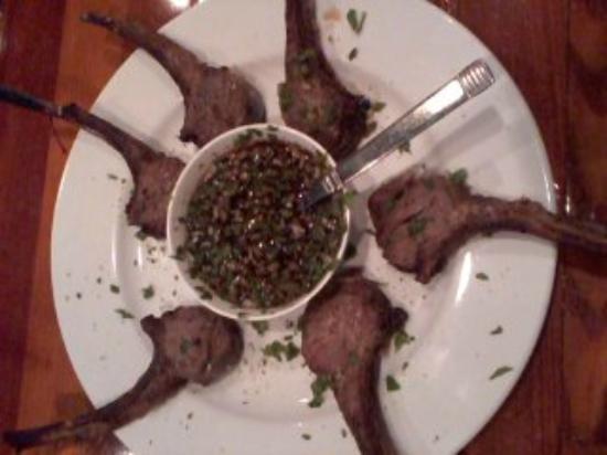 Gauchao Brazilian Steakhouse: Lamb Chops
