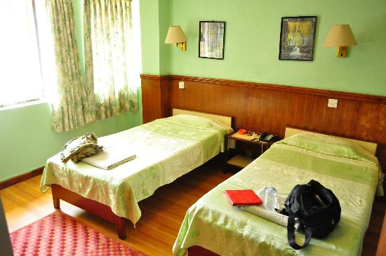 Potala Guest House: Standard Double Room