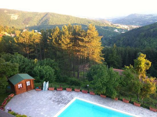 Agriturismo Borgo Tramonte : Vista dalla camera