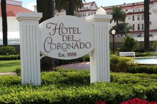 Coronado Island: local attraction