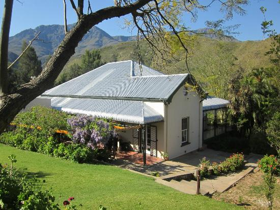 The Retreat at Groenfontein: Main building