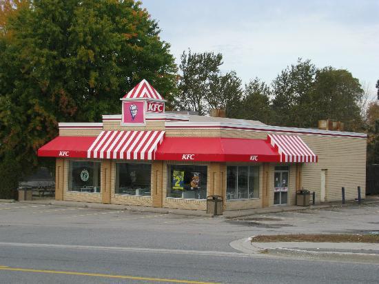 Fast Food Huntsville Ontario
