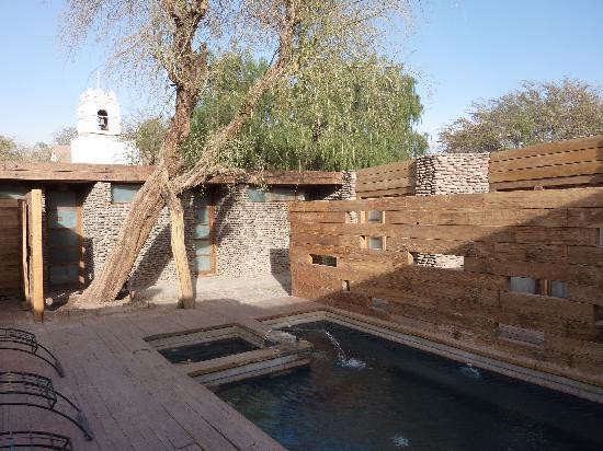 Lodge Andino Terrantai: Terrantai Lodge
