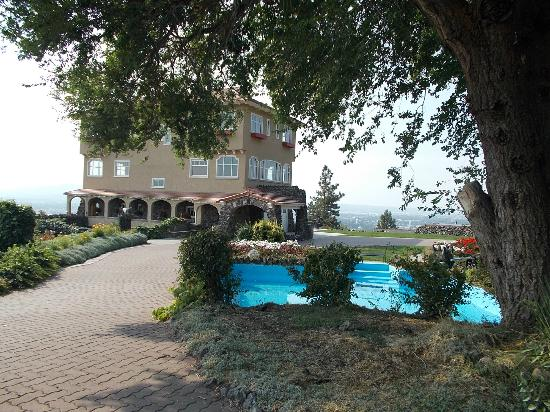 Riblet Mansion and Arbor Crest Winery: Arbor Crest Winery