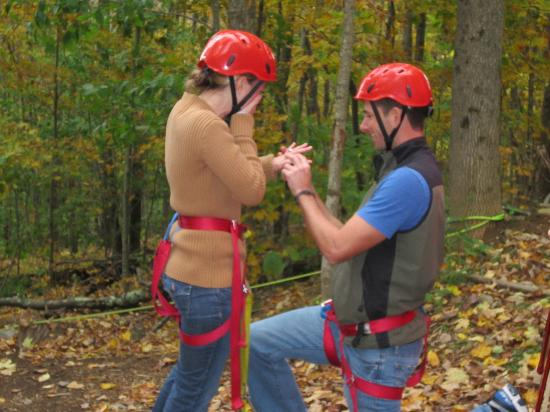 Berkshire East Canopy Tours: .