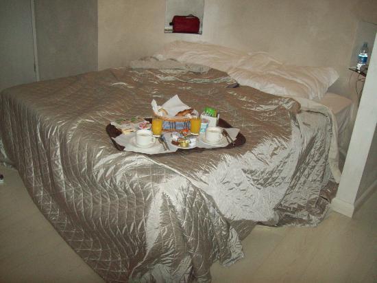 Relais Venezia: Colazione a letto
