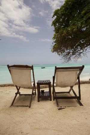 Ras Nungwi Beach Hotel: Nice view!