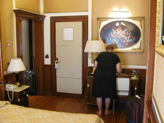 Hotel Splendid: Room