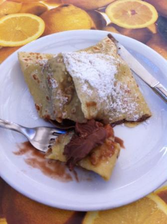 Triangolo delle Bermuda: my crepe!
