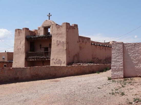 Spanish Church: Nuestra Senora de Guadaluple