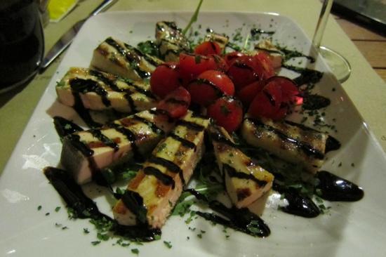 Enoteca al Volto: swordfish