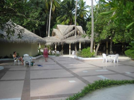 Biyadhoo Island Resort: restaurant