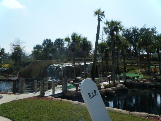 Pirate's Island Adventure Golf: Pirates Island Golf