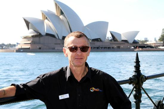 Real Sydney Tours: Our guide, Nick