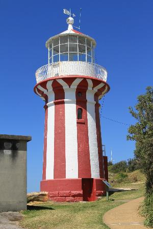 Real Sydney Tours: Another light house