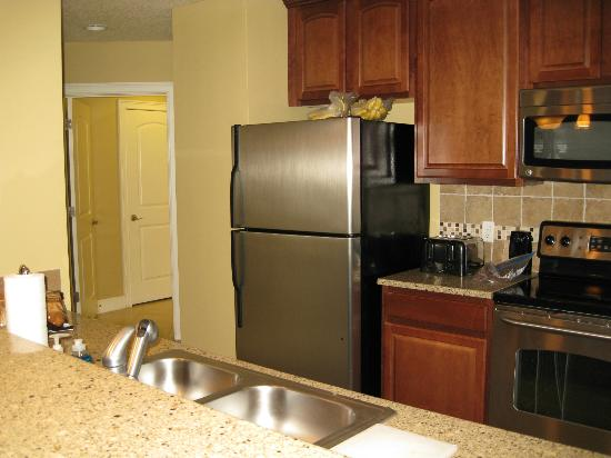 The Berkley, Orlando: Kitchen