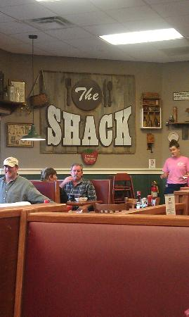‪The Shack Restaurant‬