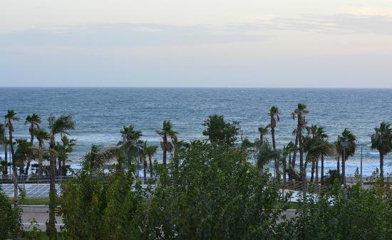 Hotel San Giorgio: Sea view