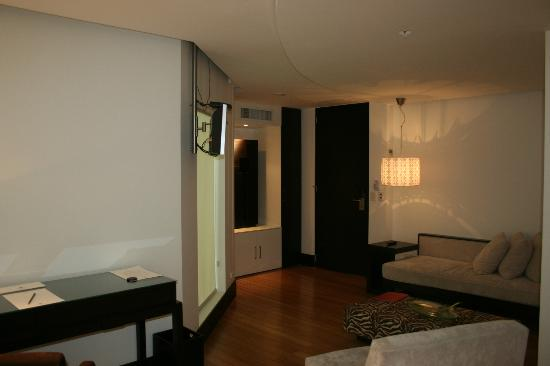 Le Parc Hotel: View of room