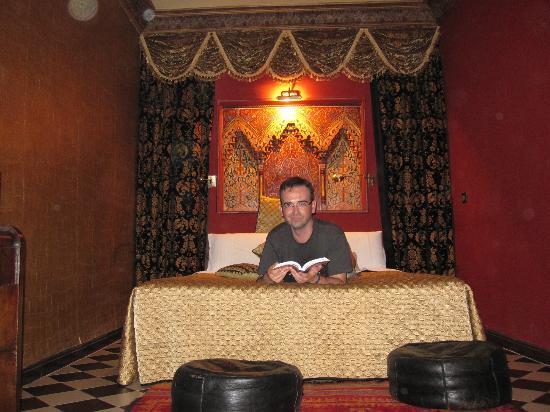 Riad Aguaviva: La habitacion Sultan