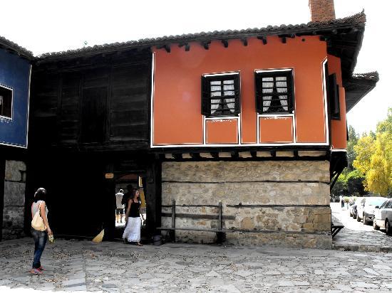 Koprivshtitsa, บัลแกเรีย: Lyuben Karavelov Museum.
