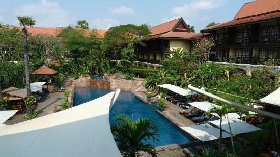 Victoria Angkor Resort & Spa: piscine