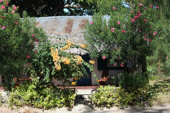 Sakalava Lodge: bungalow terre