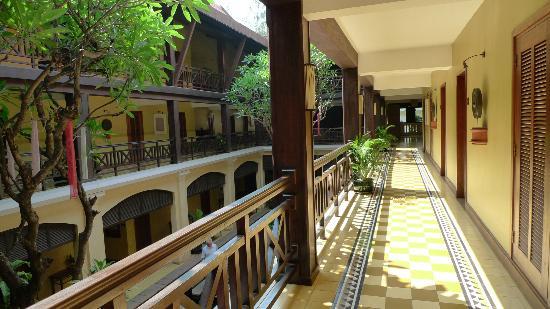 Victoria Angkor Resort & Spa: hotel