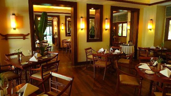 Victoria Angkor Resort & Spa: sam