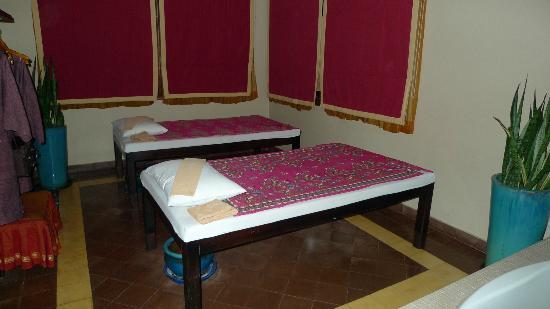 Victoria Angkor Resort & Spa: spa