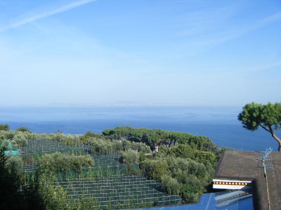 Il Nido Hotel Sorrento: More of the Bay of Naples