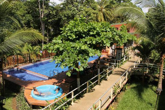 Hotel Playa Bejuco: zwembad