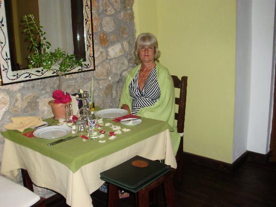 The Olive Tree Restaurant & Bar: Birthday dinner