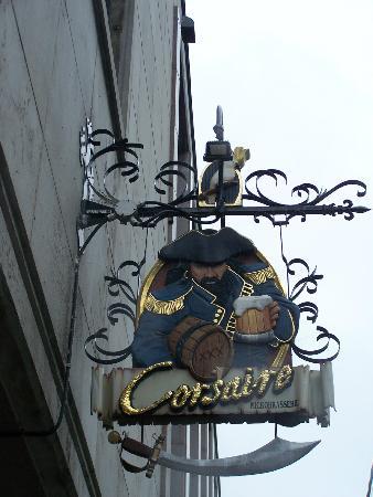Corsaire Pub: Brasserie Le Corsaire