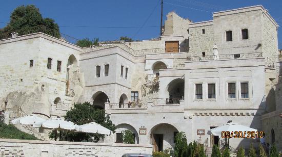 Tafoni Houses: Hotel muy especial !!! encantador. Su manager Halit Celik y el `personal lo hacen diferente !!