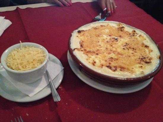 Excelente Restaurante Cantina Fellini