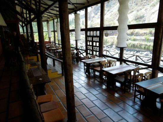 IFK Lodge: Beautiful Restaurant
