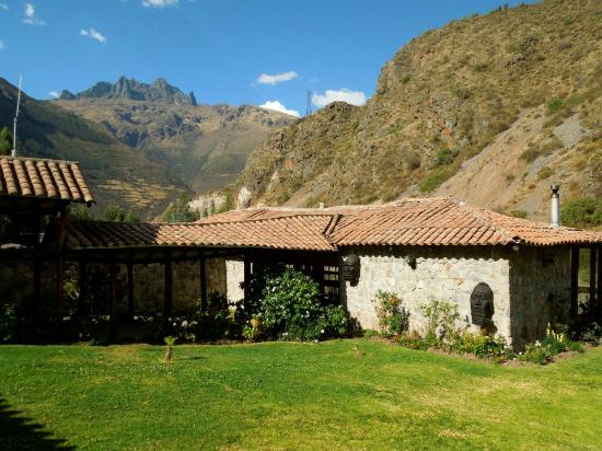 IFK Lodge: The Best Place to stay at the Valley of the Incas