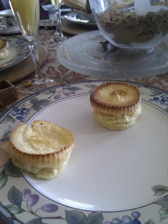 La Maison Harvey Lessard : Petit déjeuner