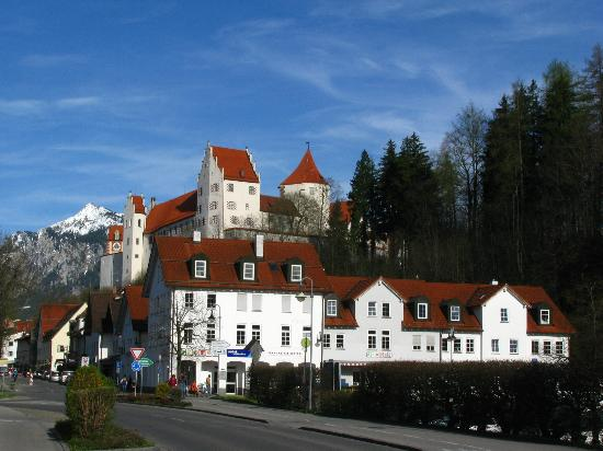 Motel Fuessen: Fussen