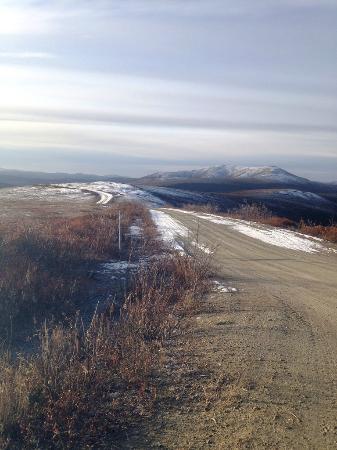 Steese Highway : 12mile Summit