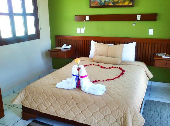 Hotel La Mar Dulce: Habitacion Matrimonial