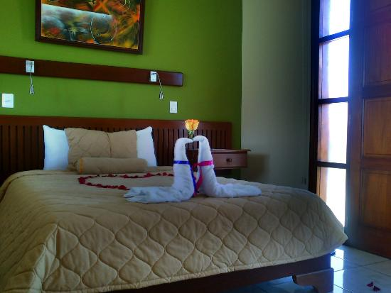 Hotel La Mar Dulce : Habitacion Matrimonial