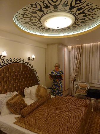Ottoman Hotel Park: bedroom