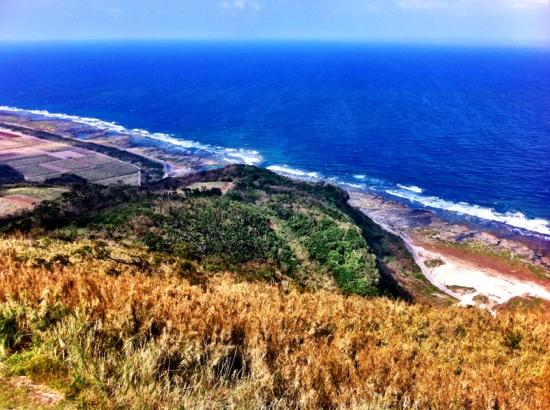 Hiyajo Banta Cliff: cool coastline
