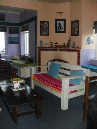 Hermanus Backpackers: Another awesome lounge