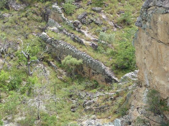 Parque Nacional de Sete Cidades: Parque Nacional das 7 Cidades - Formações Rochosas 13